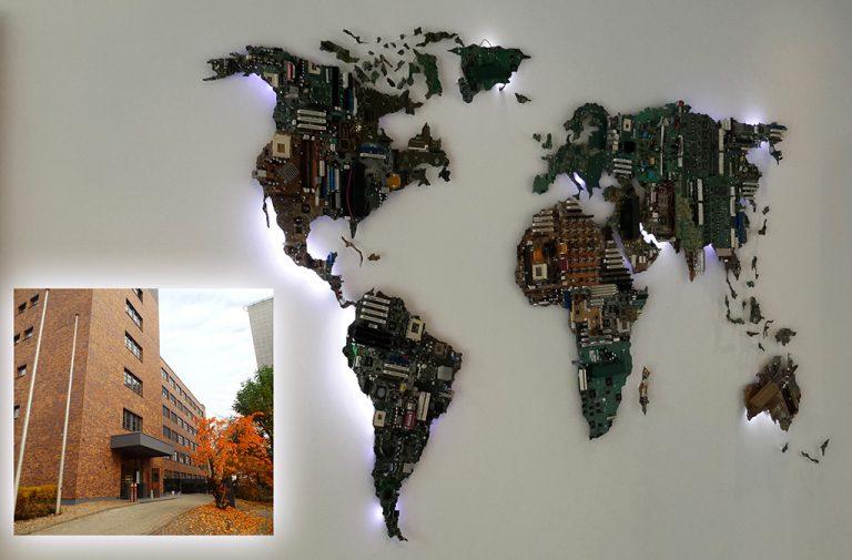 Grüne Wände: So setzt ihr den Farbtrend in eurer Wohnung um